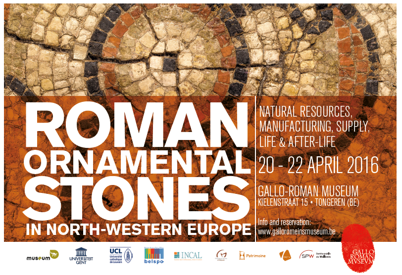 Roman Ornamental Stones - NW Europe